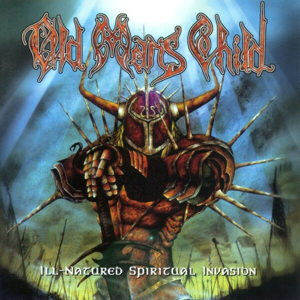 Old Mans Child - Ill-Natured Spiritual Invasion, Gatefold, Bronze Coloured Vinyl