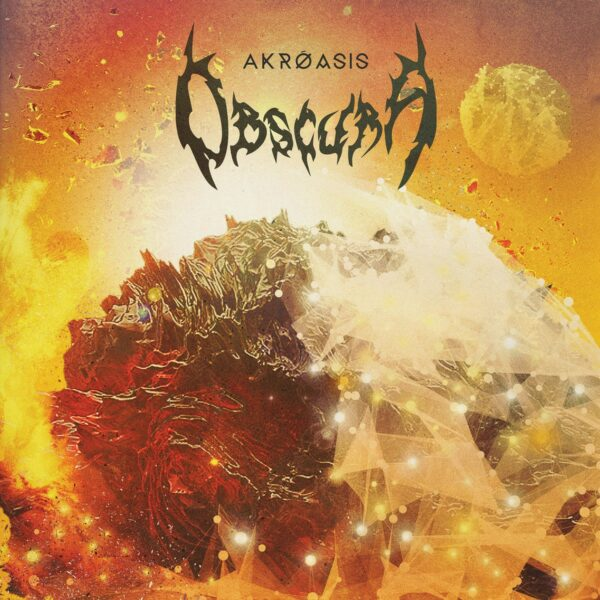 Obscura - Akroasis, 2LP, Gatefold, Limited Blood Red Vinyl, 1000 Copies