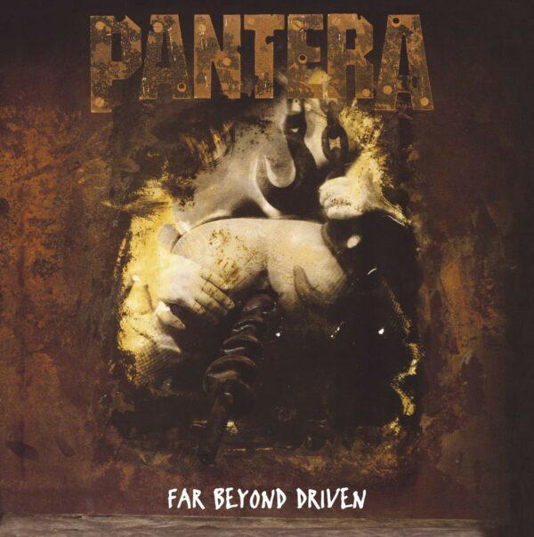 Pantera - Far Beyond Driven, 2LP, Gatefold, 180gr
