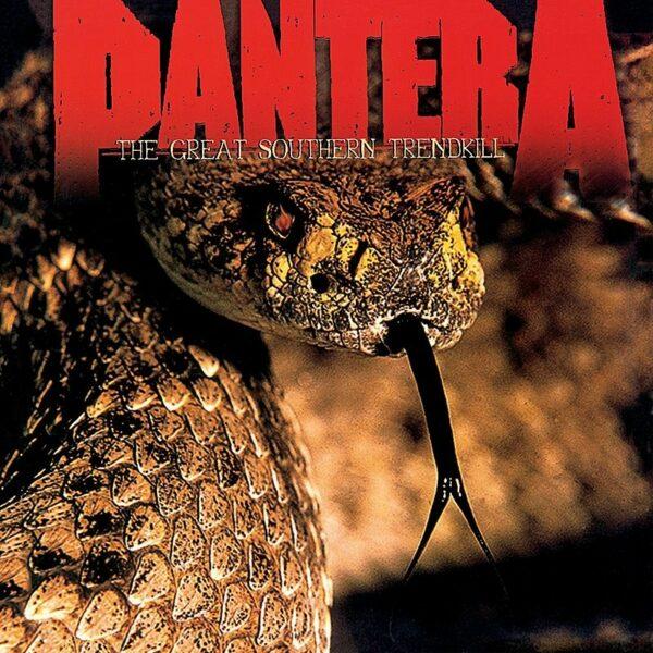 Pantera - The Great Southern Trendkill, 2LP, Gatefold, 180gr