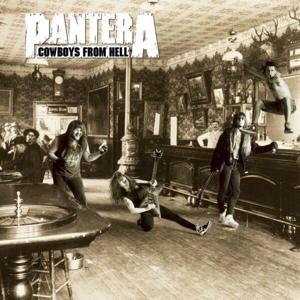 Pantera - Cowboys From Hell, 2LP, Gatefold, 180gr