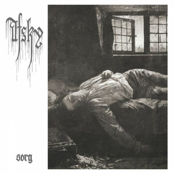 Afsky - Sorg, Incl. booklet, Limited Clear Vinyl