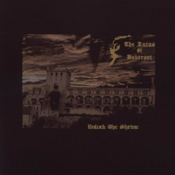 The Ruins Of Beverast - Unlock The Shrine, 2LP