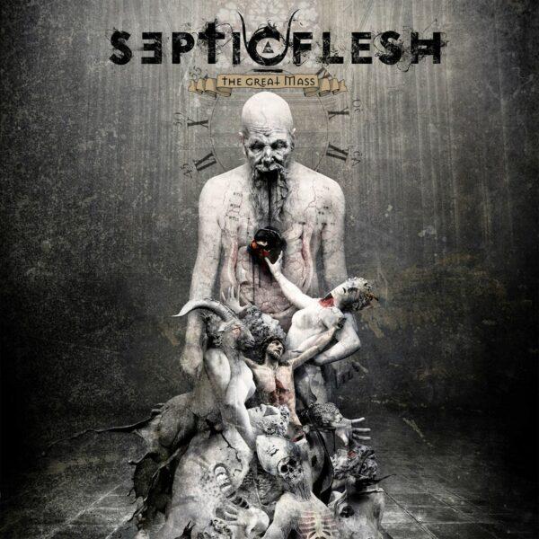 Septicflesh - The Great Mass, Gatefold, LP