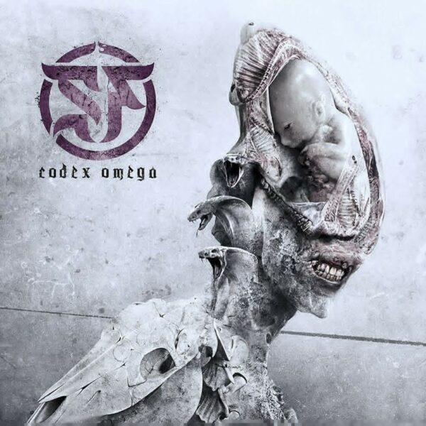 Septicflesh - Codex Omega, 2LP, Gatefold, Limited Crystal Clear Vinyl, 250 Copies