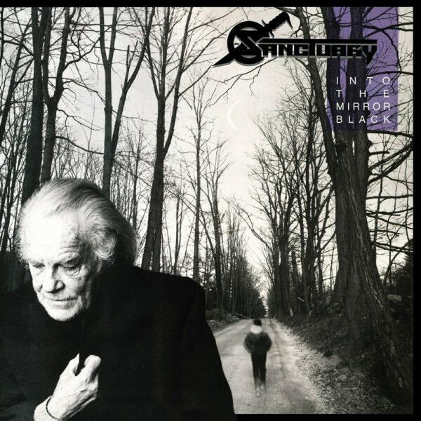 Sanctuary - Into The Mirror Black, Limited Blue vinyl, 180gr, 666 Copies