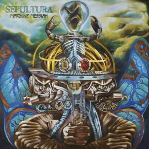 Sepultura - Machine Messiah, 2LP, Gatefold