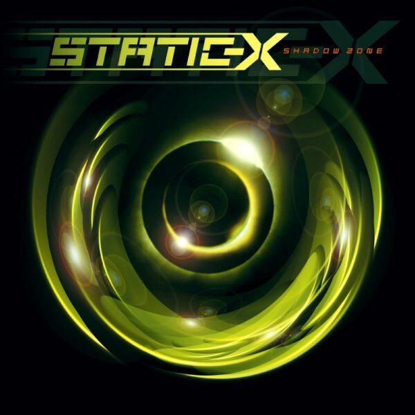 Static X -Shadow Zone, 180gr, LP