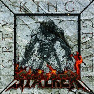 Stalker - Grey King Grave, LP