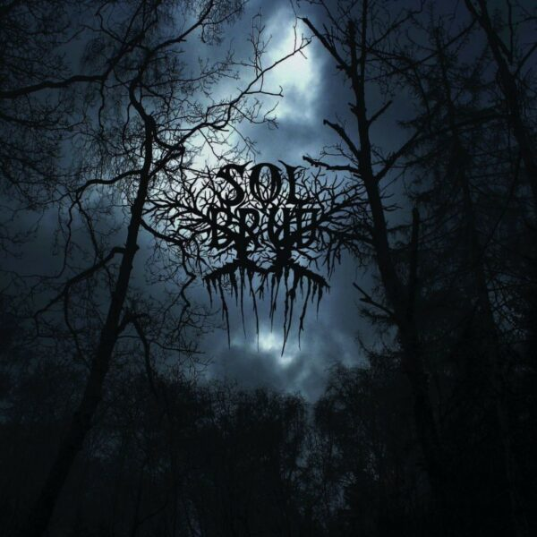 Solbrud - Solbrud, Dark blue vinyl