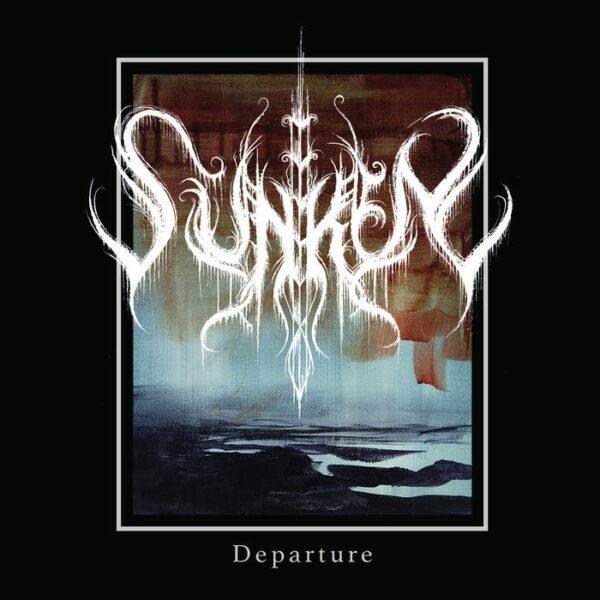 Sunken - Departure, Limited Transparent Blue Vinyl, 100 Copies