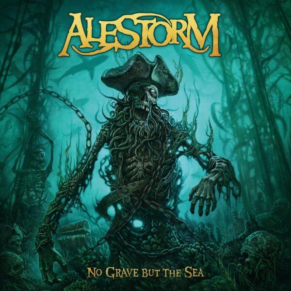 Alestorm - No Grave But The Sea, gatefold