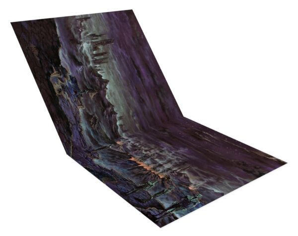 Savage Machine - Abandon Earth, Gatefold, LP