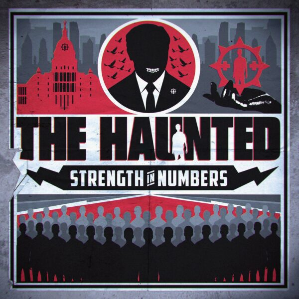 The Haunted - Strength In Numbers, 180gr, LP