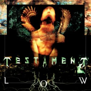 Testament - Low, 180gr, LP