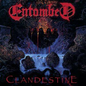 Entombed - Clandestine (Full dynamic range)