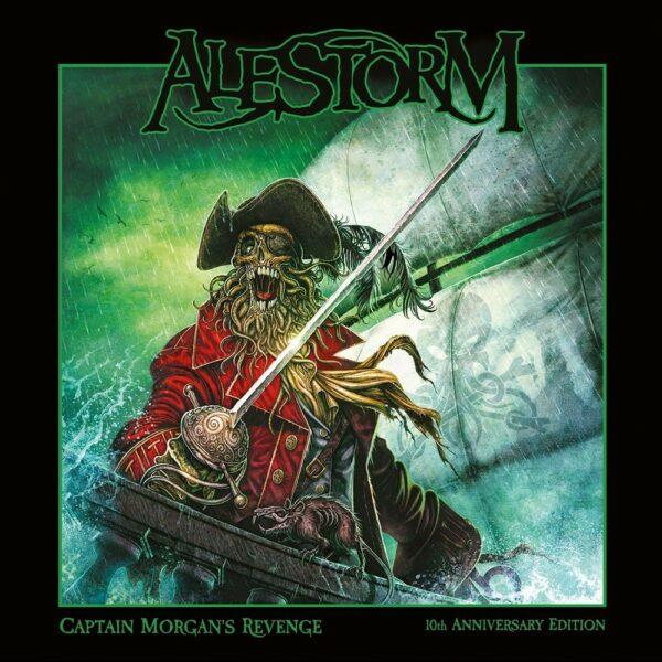 Alestorm - Captain Morgans Revenge, gatefold, 10th anniversary edition