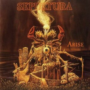 Sepultura - Arise, 2LP, Gatefold