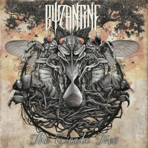 Byzantine - The Cicada Tree, 2LP, Gatefold, Clear Pastel Rosé Vinyl, Ltd. 100 copies, numbered