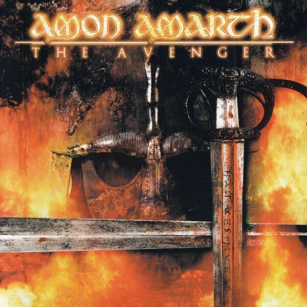 Amon Amarth - The Avenger, LP, 180gr