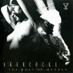 Akercocke - The Goat Of Mendez, 2LP, gatefold