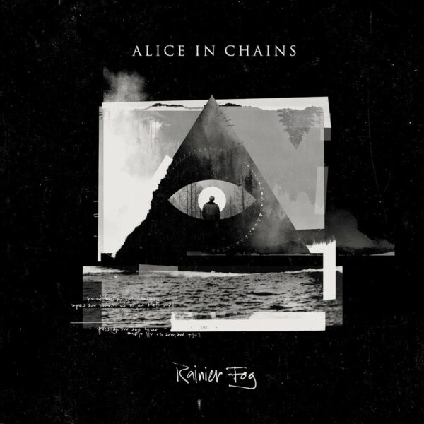 Alice in Chains - Rainier Fog, 2LP, Gatefold, 180gr