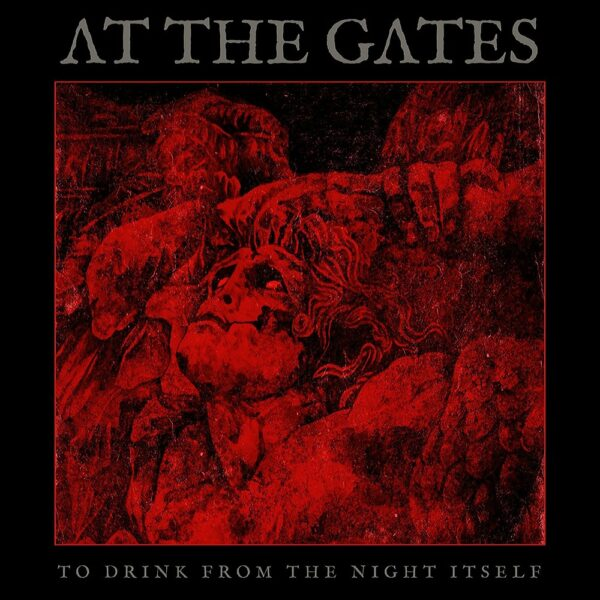 At The Gates - To Drink From The Night Itself, Gatefold, 180gr, 8p booklet, artprint