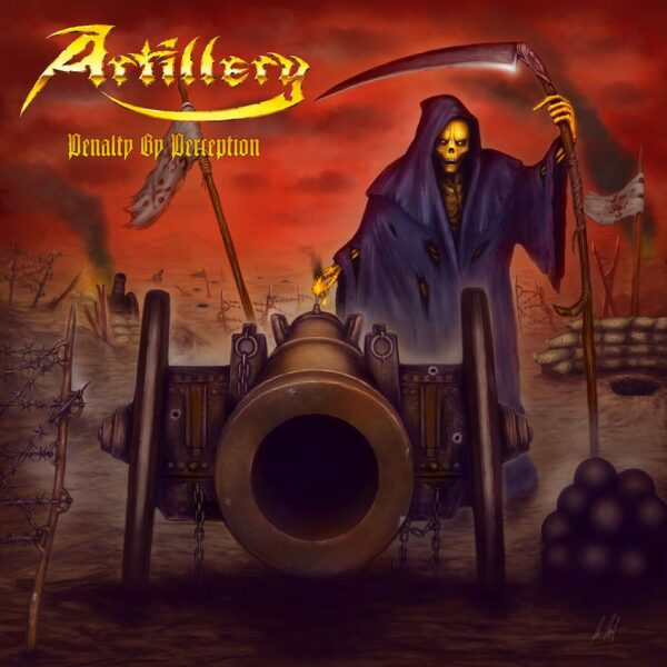 Artillery - Penalty By Perception, 2LP, gatefold, 180gr, poster