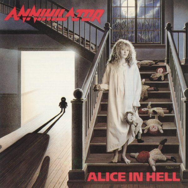 Annihilator - Alice In Hell, LP, 180gr