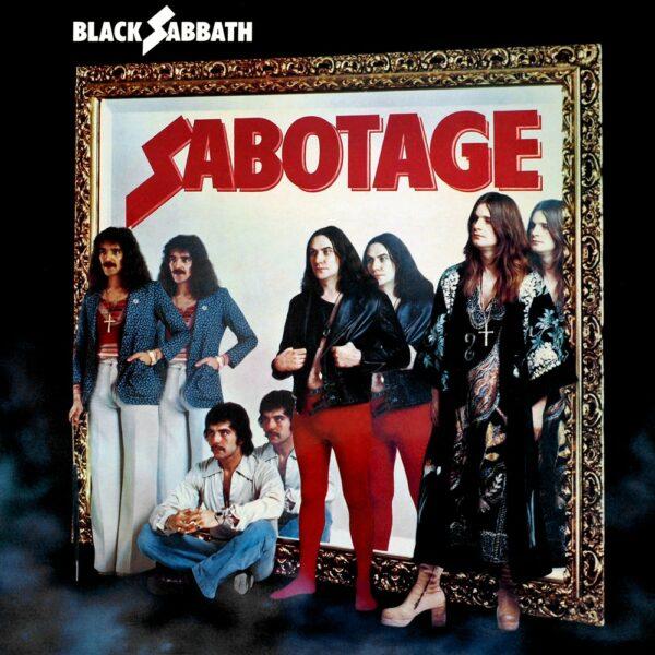 Black Sabbath - Sabotage, LP