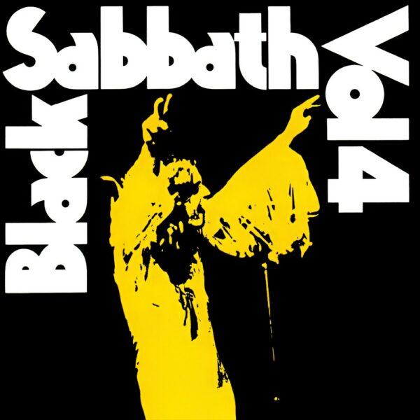 Black Sabbath - Vol 4, Gatefold, LP
