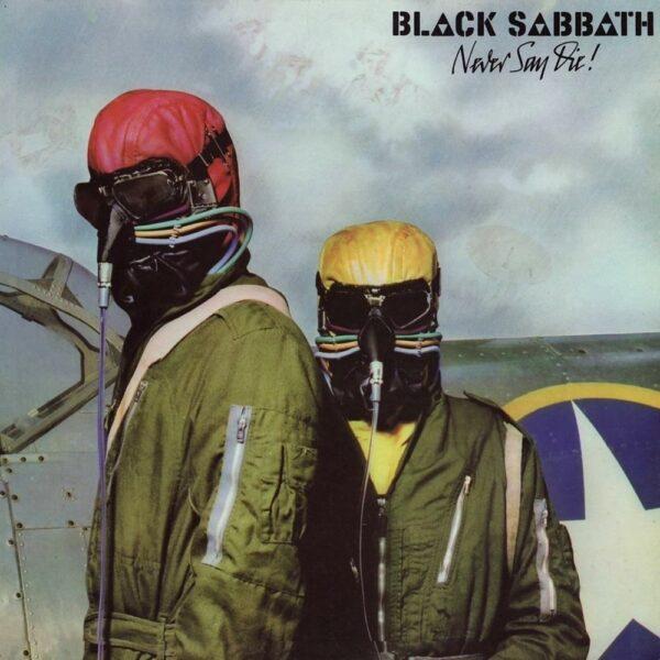 Black Sabbath - Never Say Die!, LP
