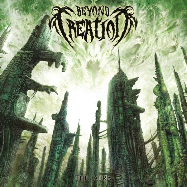 Beyond Creation - The Aura, 2LP, Gatefold, Limited transparent red vinyl, 350 copies
