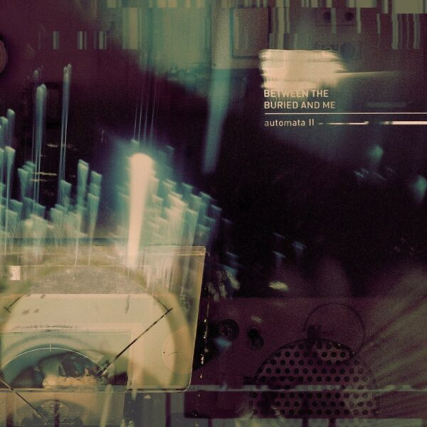 Between The Buried & Me - Automata II, Gatefold, Coke bottle coloured vinyl
