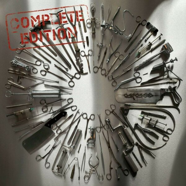 Carcass - Surgical Steel, 2LP, Gatefold, Complete edition, Incl. EP Surplus steel, Limited Lilac Vinyl, 300 Copies