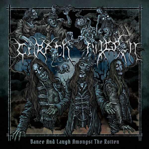 Carach Angren - Dance and Laugh Amongst The Rotten, 2LP, Gatefold, Limited 300 Copies, 2nd Press