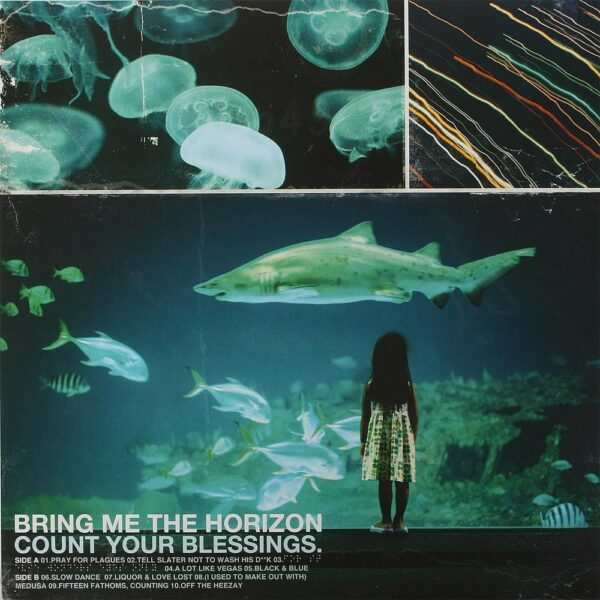 Bring Me The Horizon - Count Your Blessings, LP