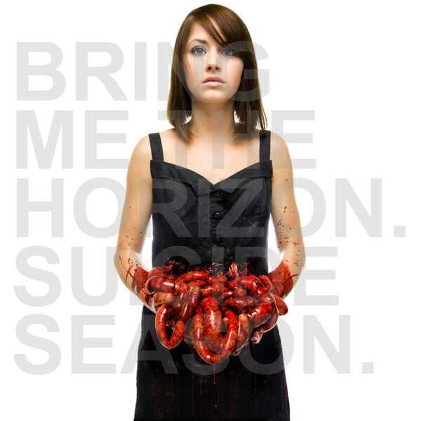 Bring Me The Horizon - Suicide Season, LP