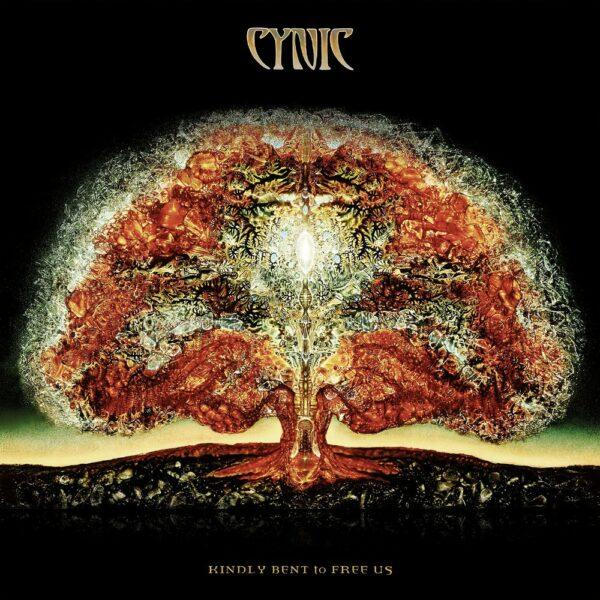 Cynic - Kindly Bent To Free Us, 2LP, Gatefold, Limited Transparent Orange Vinyl, 200 Copies