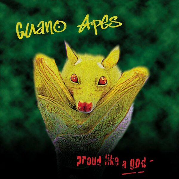 Guano Apes - Proud Like A God, 180gr, Yellow Vinyl