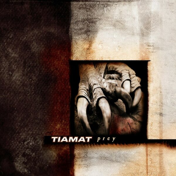 Tiamat - Prey, Clear Vinyl