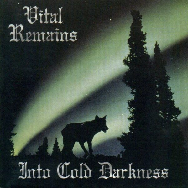 Vital Remains - Into Cold Darkness, LP