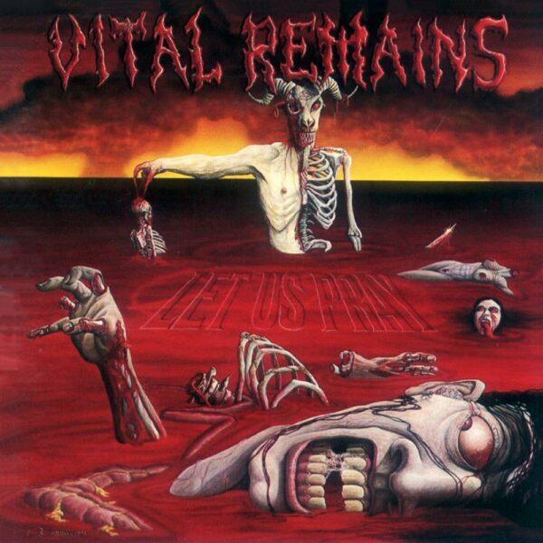 Vital Remains - Let Us Prey, LP