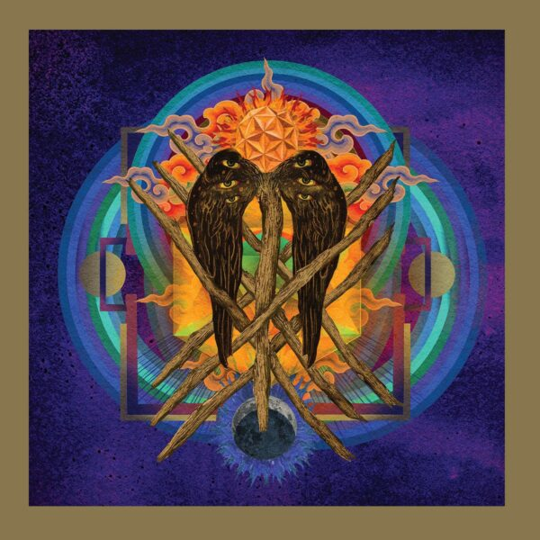 Yob - Our Raw Heart, 2LP, Gatefold, Limited metallic gold vinyl, 2500 copies