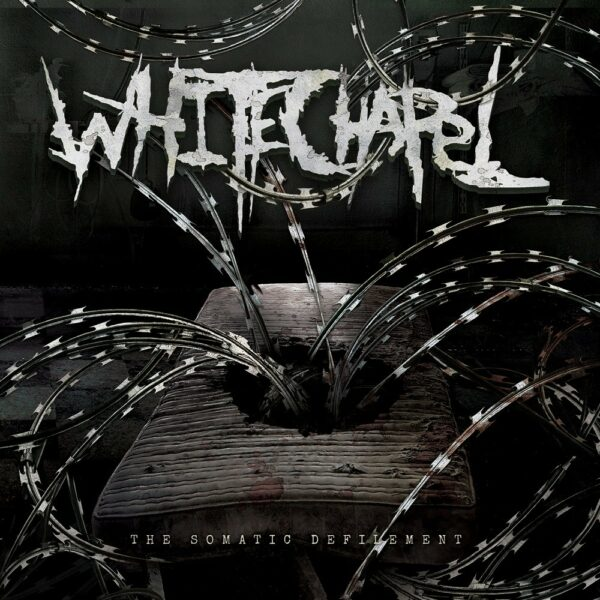 Whitechapel - The Somatic Defilement, Limited Pale Violet Marbled Vinyl, 200 Copies, Numbered