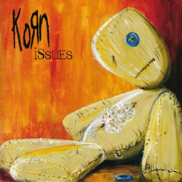 Korn - Issues, 2LP