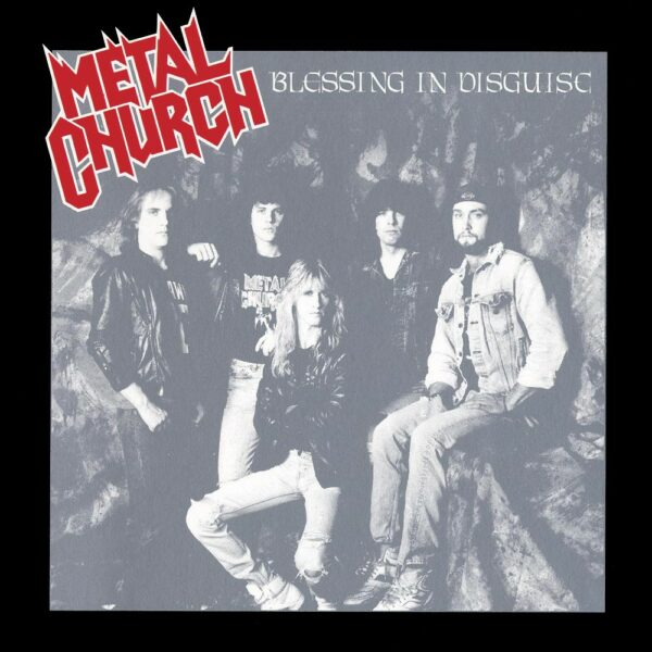 Metal Church - Blessing In Disguise, LP 1