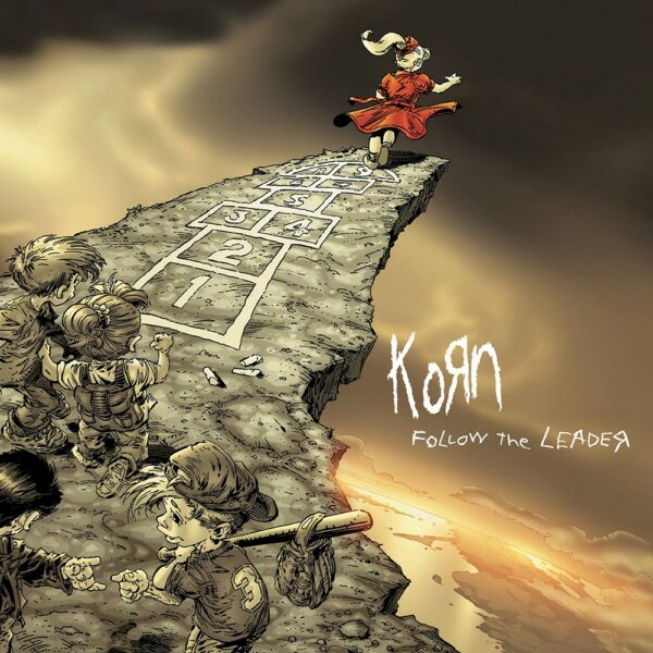 Korn - Follow The Leader, 2LP, 180gr
