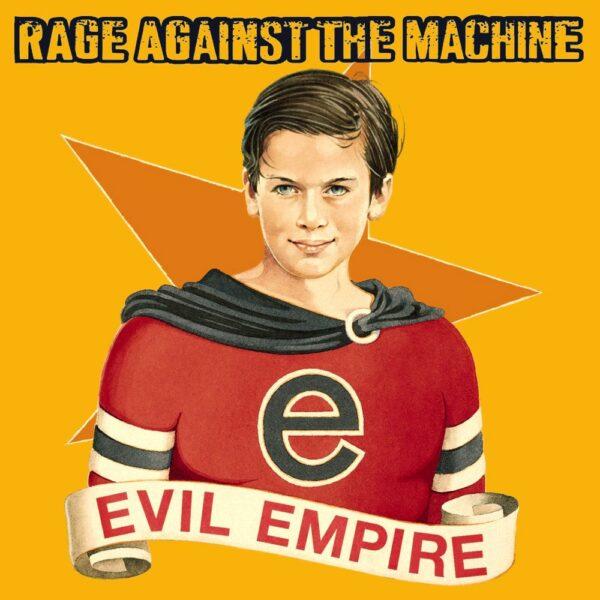 Rage Against The Machine - Evil Empire, 180gr, LP