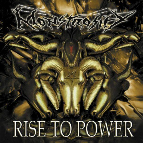 Monstrosity - Rise To Power, 180gr, LP